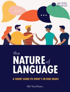 The Nature of Language: A Short Guide to What´s in Our Heads