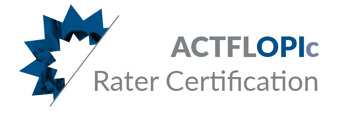 OPIc Rater Certification | ACTFL